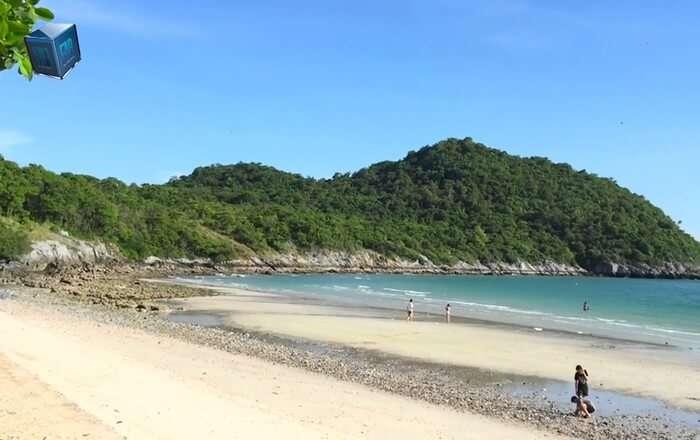 pretty island
