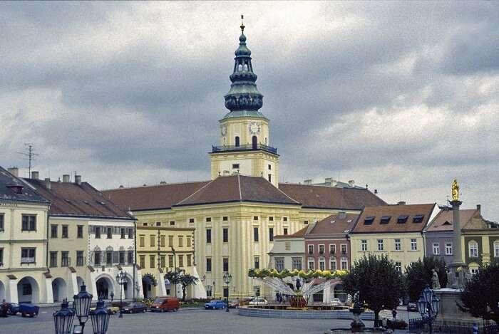 Kroměříž Archbishop Castle