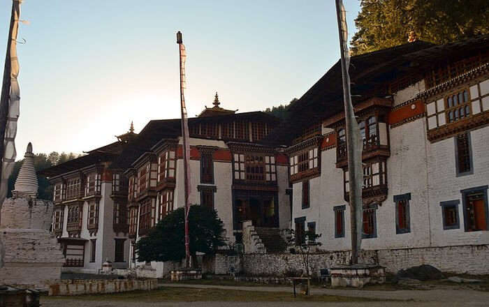 Most sacred sites in Bhutan