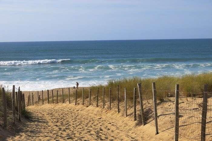 La Pointe Beach