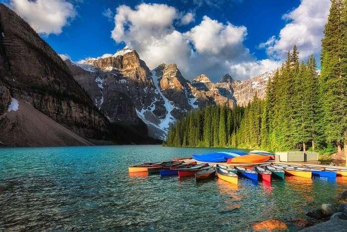 Incredibly Beautiful Lakes