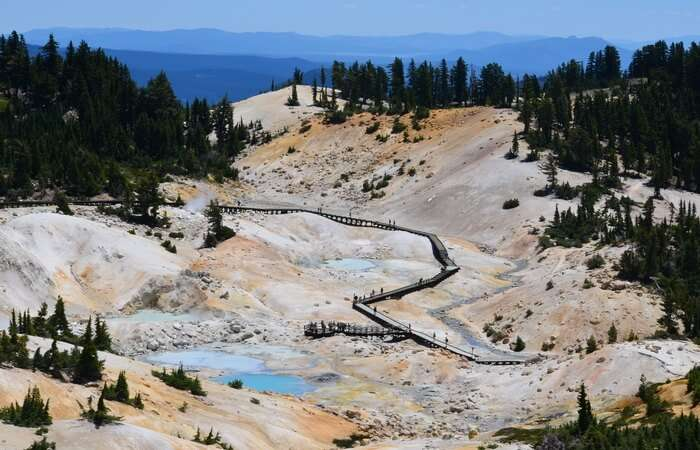 Volcanic National Park