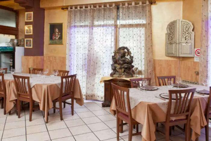 Good environment in Restaurant