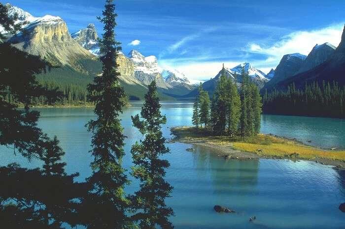 Alberta's Jasper Park