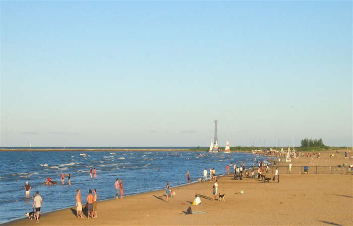 best Chicago beach