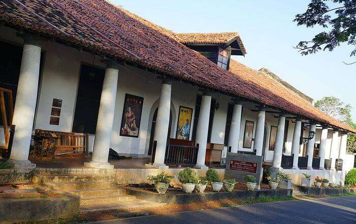 Museum in Galle