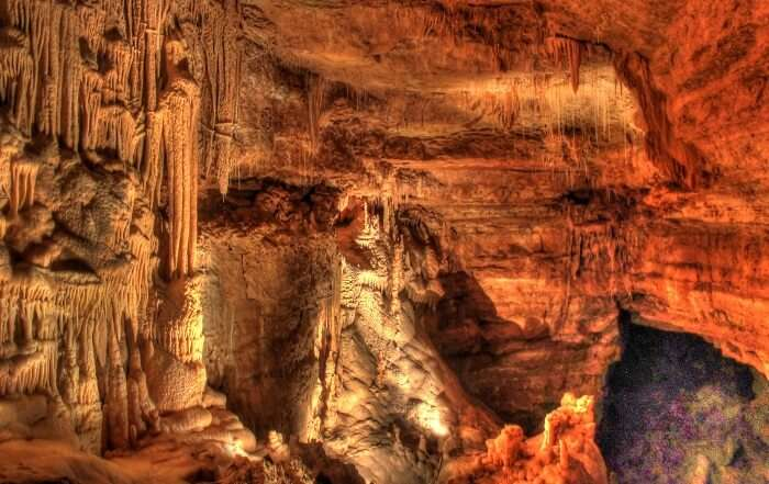 Natural Bridge Caverns, San Antonio