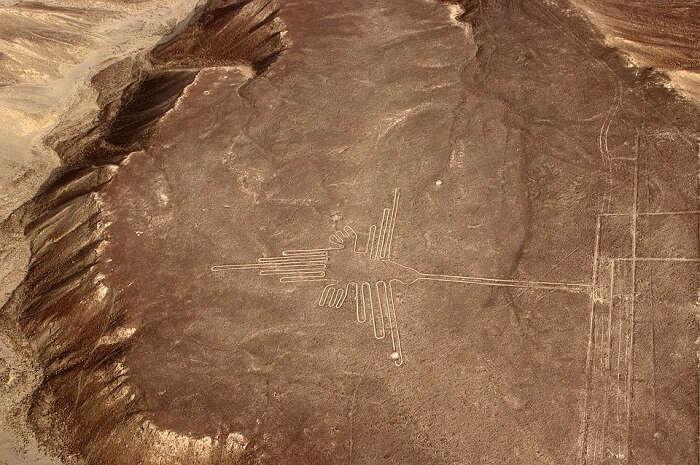 Nazca in Peru
