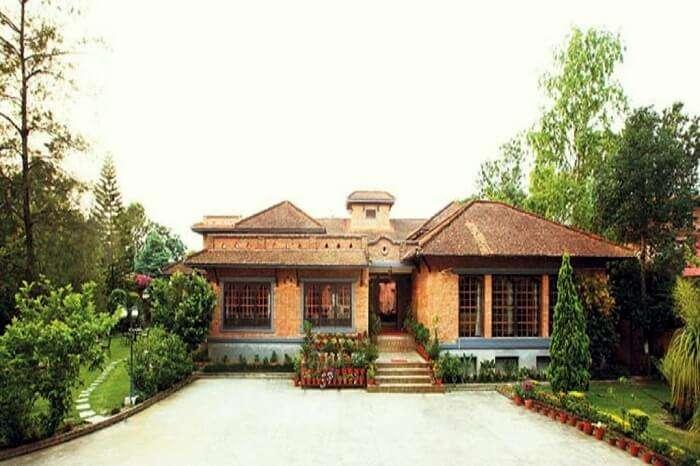 Newar Villa