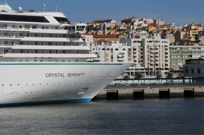 Crystal Sea Cruises