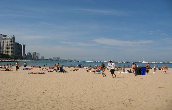 Street Beach
