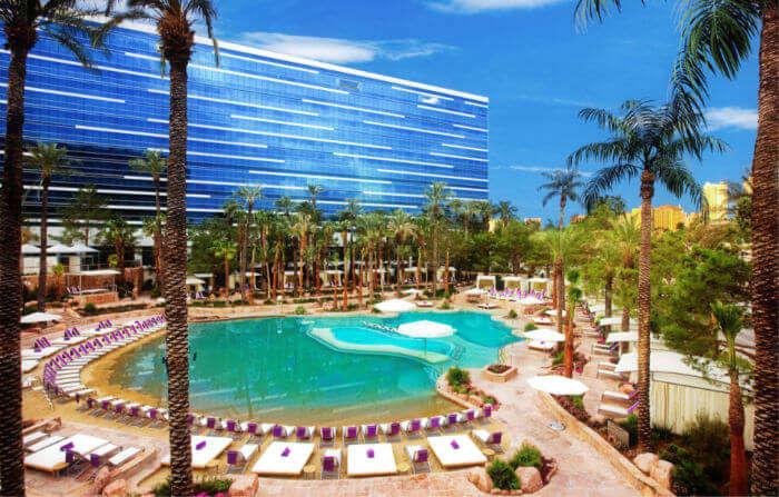 Paradise Beach North, Paradise Beach South & Nirvana Pools
