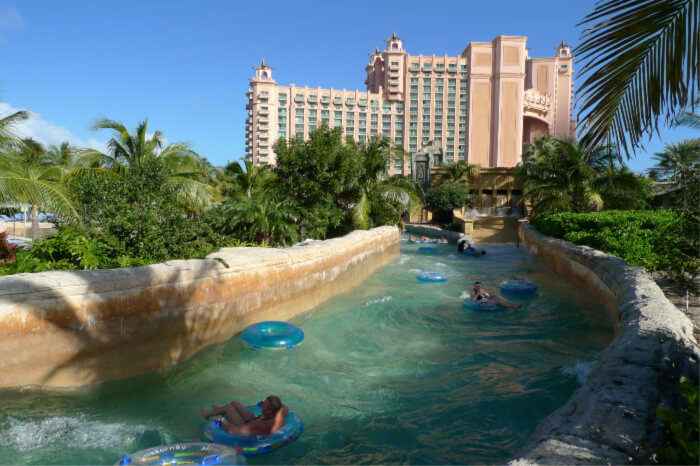 Paradise Island Water Park