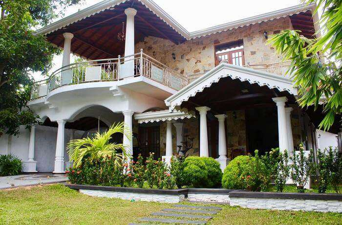 Located in prime location of Negombo