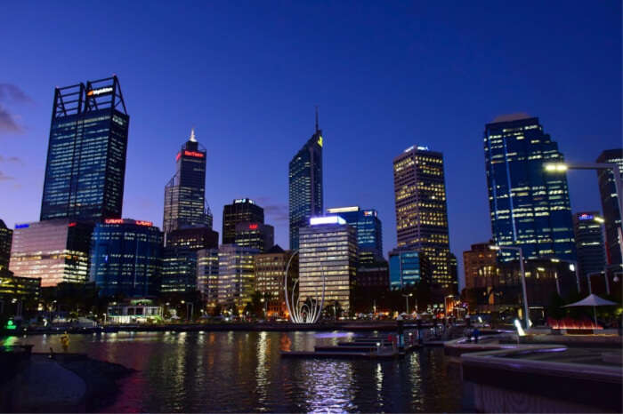 Perth Explore The Nightlife