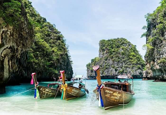 Thailand Island Tour Koh Phi Phi Phuket