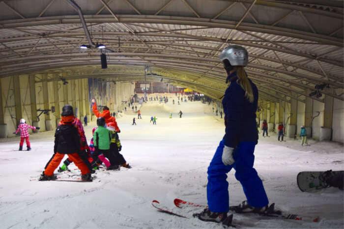 Most thrilling winter activities