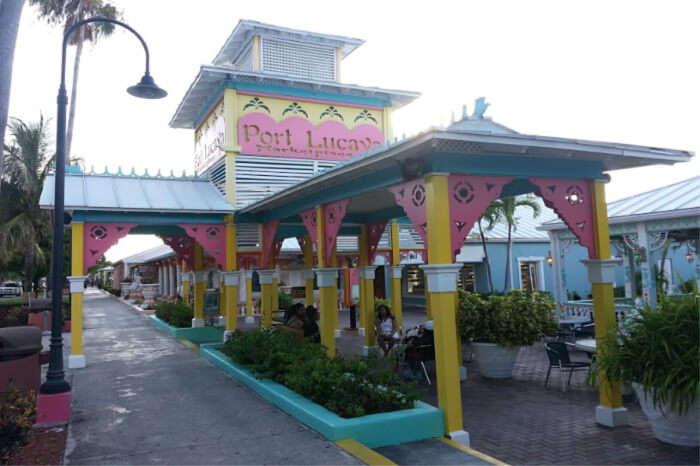 Port Lucaya Market