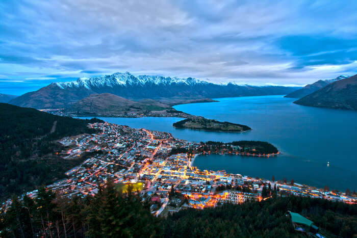 Queenstown NYE Celebrations
