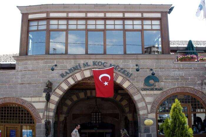 Çengelhan Museum