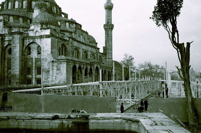 known as the prince's mosque.
