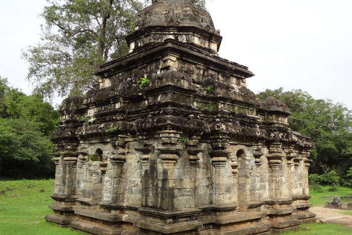ShivaShiv Devale No 2 in Polonnaruwa