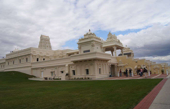 Balaji Temple in Chicago