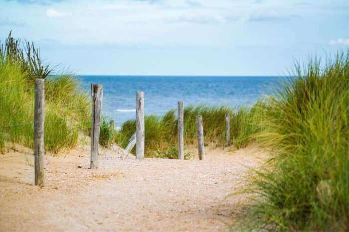 Skanian Beaches