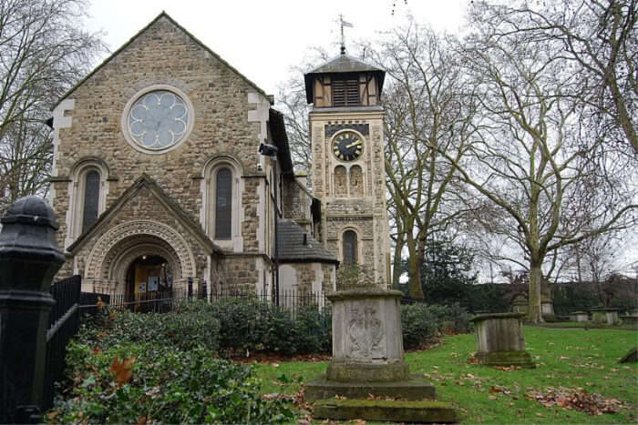 St Pancras Old Church- An ancient place of worship