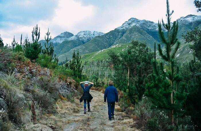 Swellendam Hiking Trail