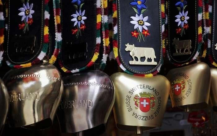 Tourism Metal Swiss Symbol Switzerland Ringtones