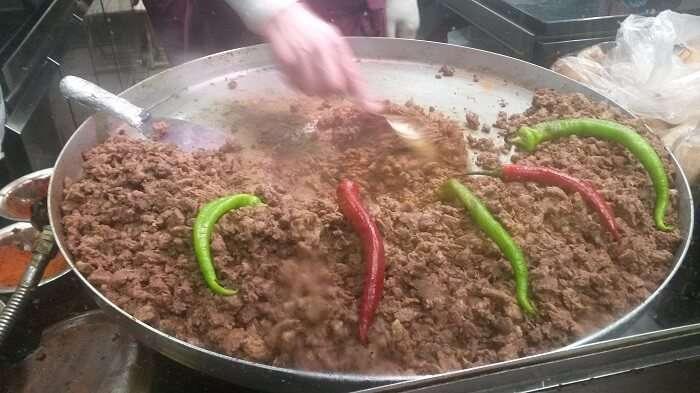 street food in turkey