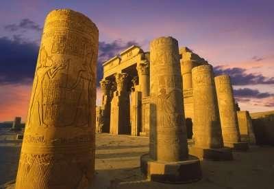 Temple Of Kom Ombo egypt