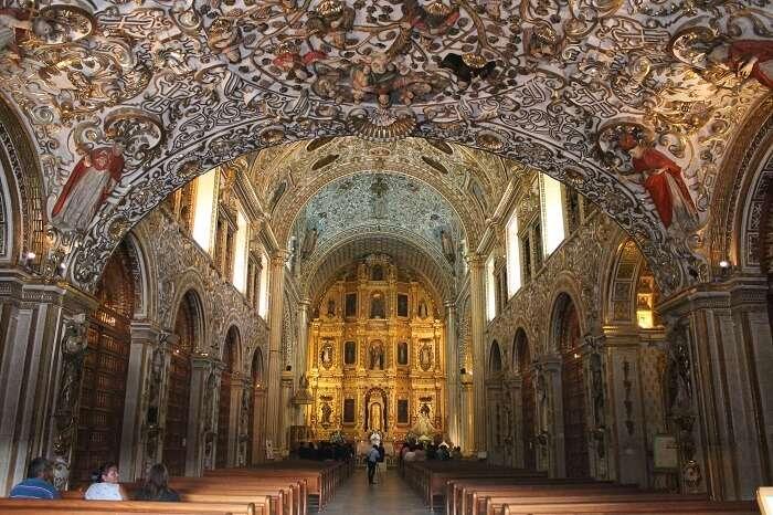 fine Baroque architecture