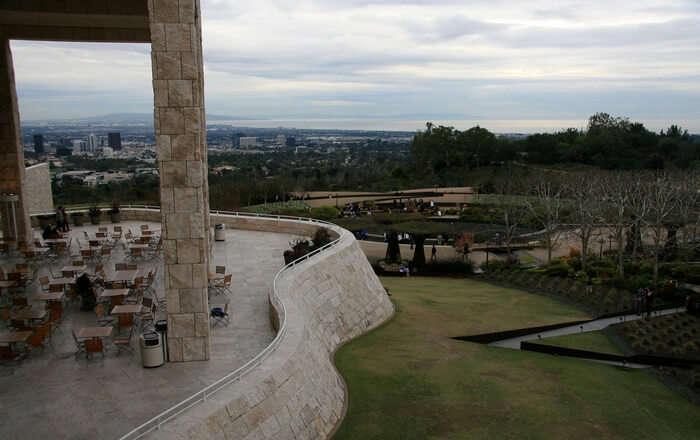 huge museum