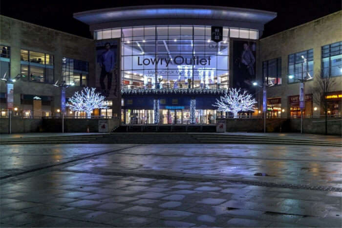 The Lowry Outlet Mall