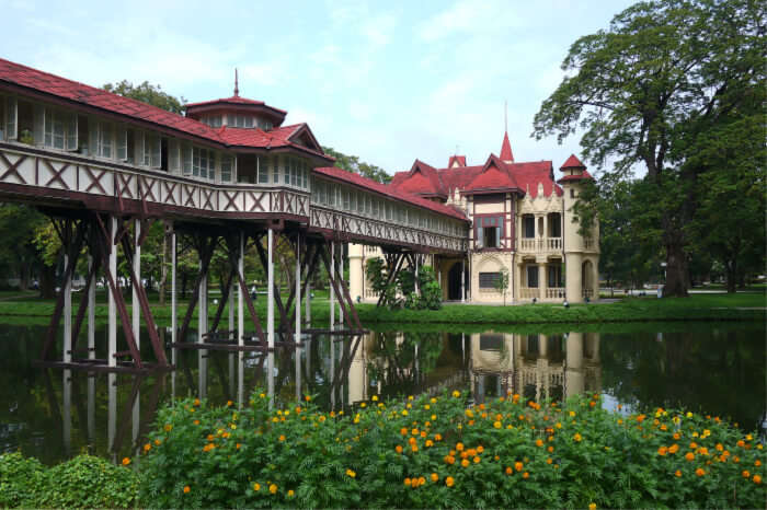 The Prathom-Nonthaburi Palace
