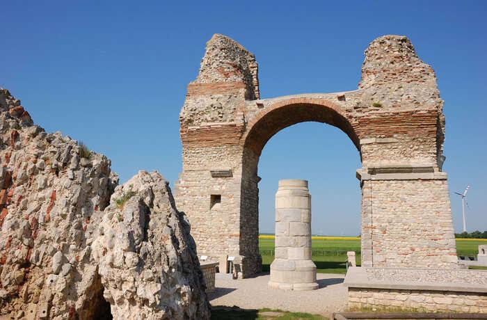 The Roman Townof Carnuntum