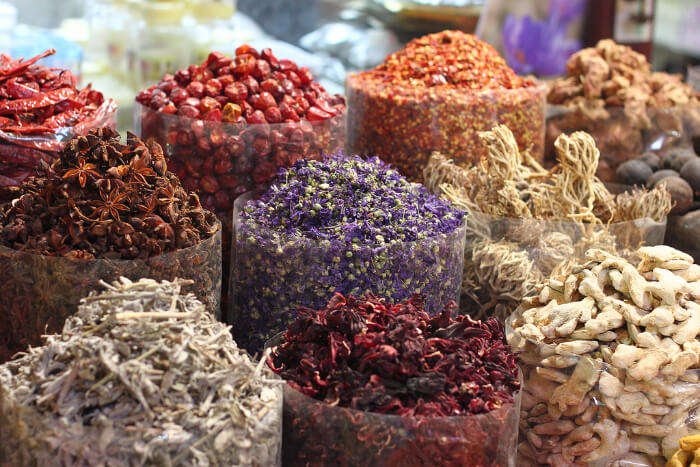 Traditional Spice Market
