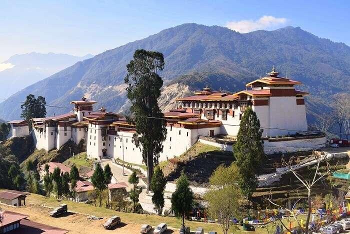 Trongsa Village