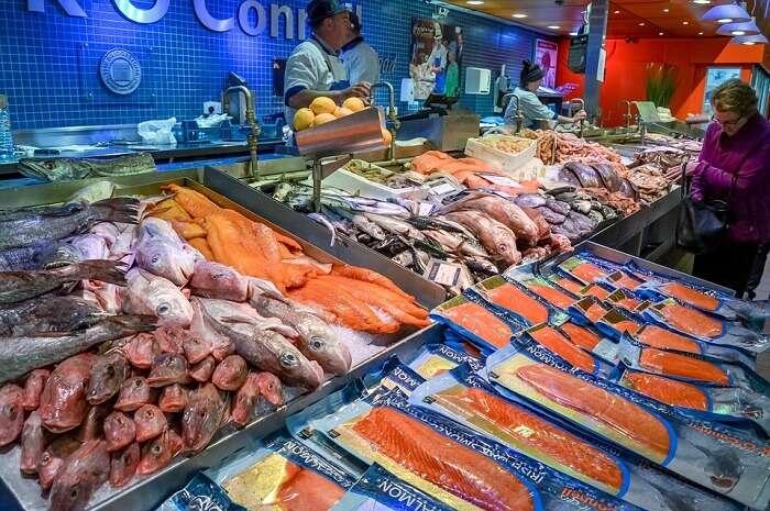 Vinh Luong Market