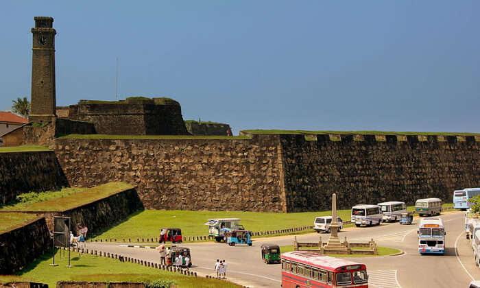 Visit Galle Fort