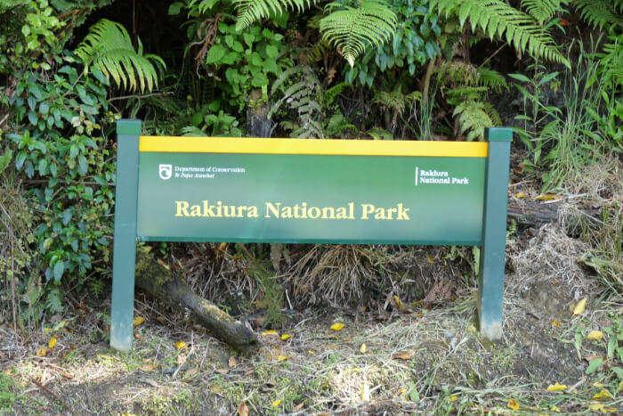 Visit the Rakiura National Park