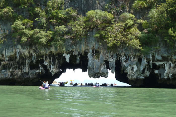 Visiting Phang Nga National park