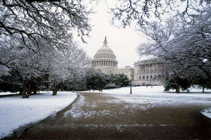 Weather In Washington DC In Winter