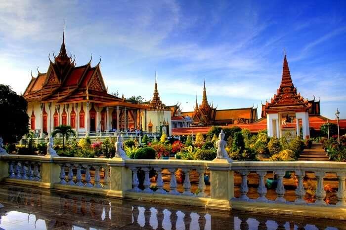 history Royal palace