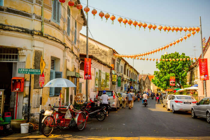 Shopping in George Town