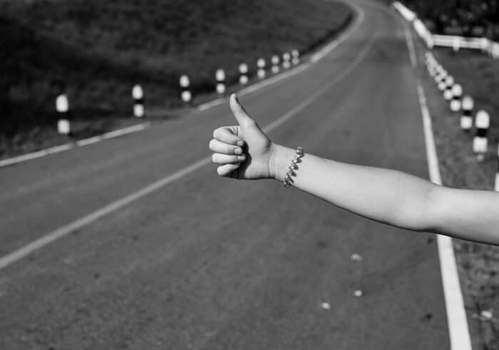 hitchhiking free