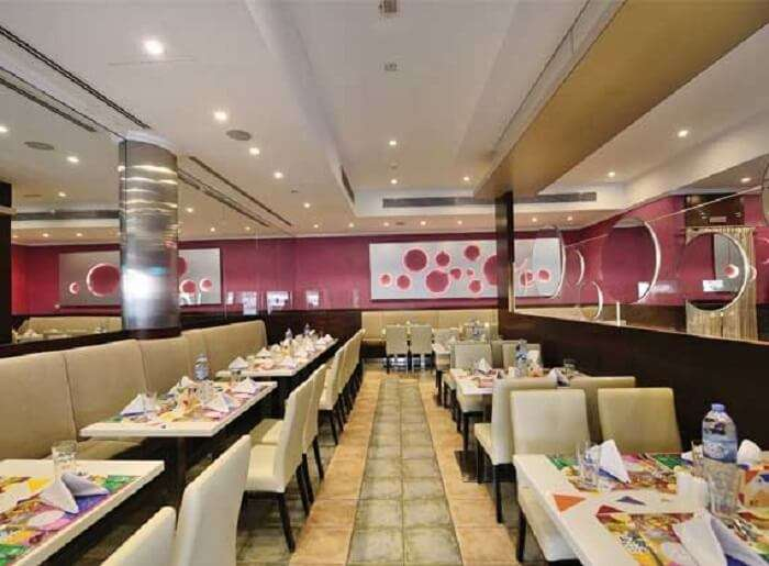 restaurants in sharjah for an ideak gastronomic affair