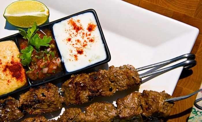 king's grill kebab